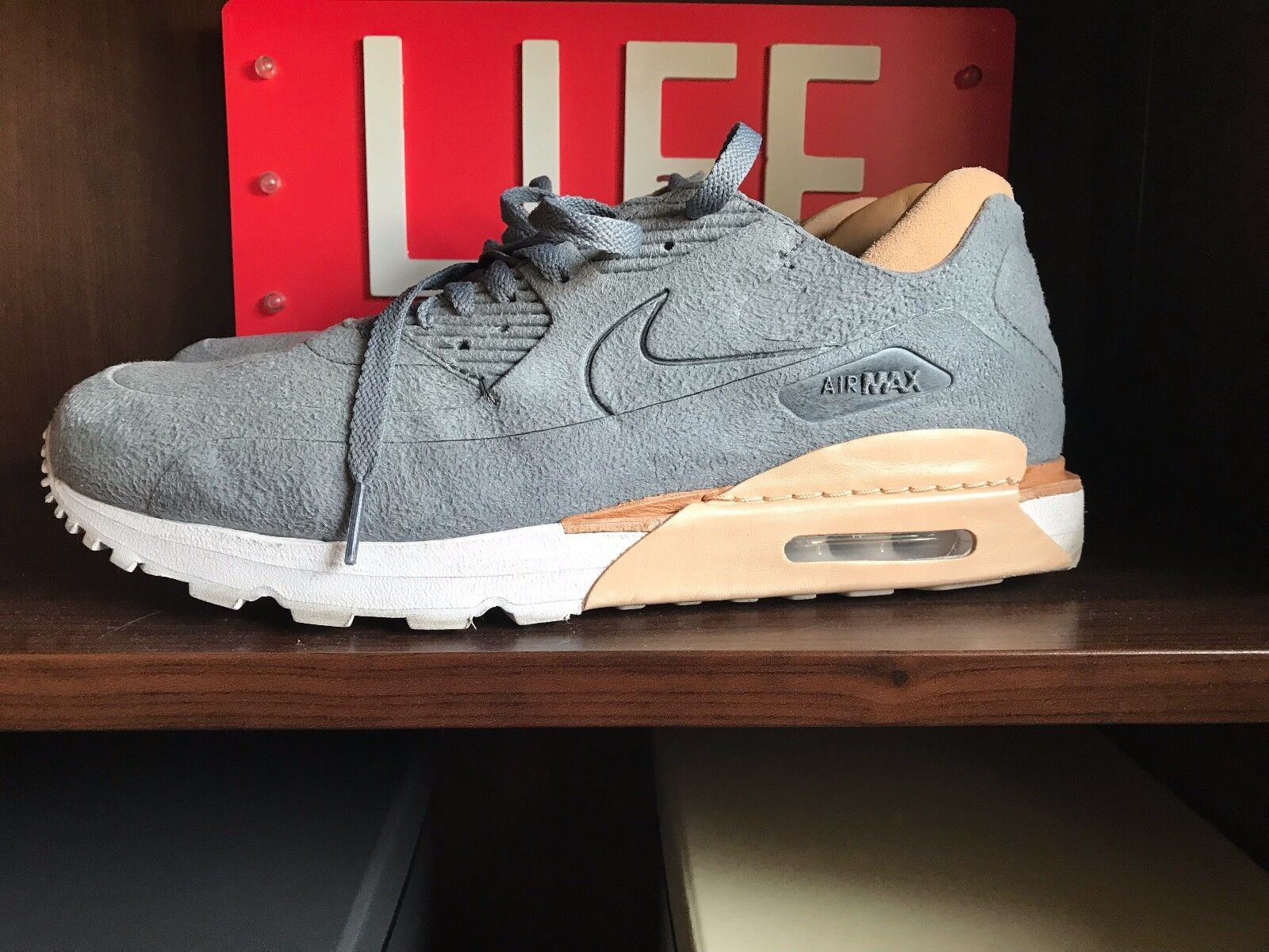 Nike Air Baskets Max 90 Royal Hommes Baskets Air Running Chaussures 36c5d9