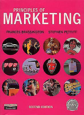 Value Pack: Principles of Marketing by Dr. Stephen Pettitt, Dr. Frances...