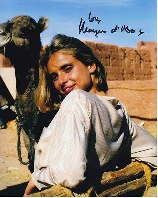 Maryam D'abo Signed The Living Daylights Kara James Bond Photo W/ Hologram Coa Products Hot Sale Entertainment Memorabilia
