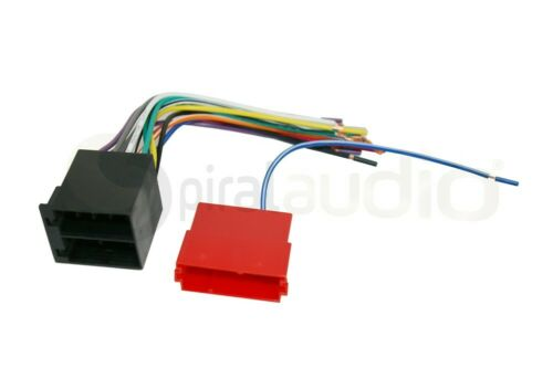 Car Radio Wiring Harness for Aftermarket Stereo Installation WH-0006