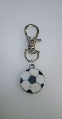 Clip en el bolso encanto-fútbol Regalo Fantástico