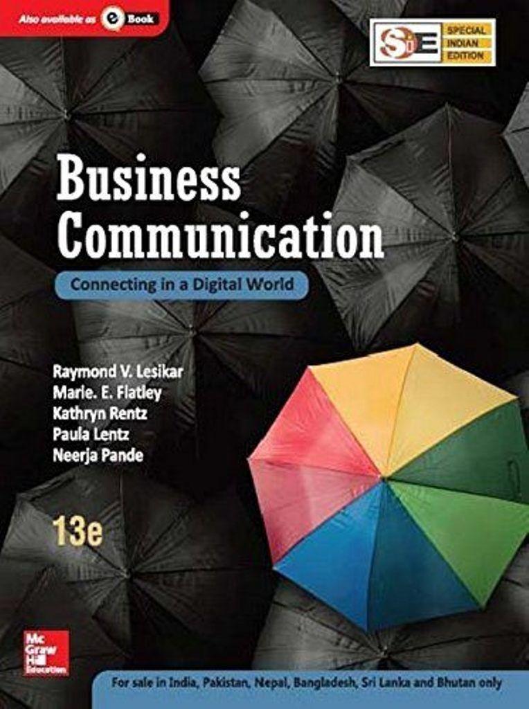 Lesikars Business Communication 11th Edition Pdf