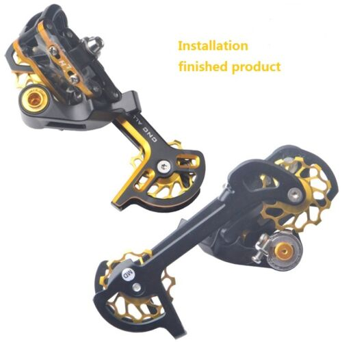 11T 1Pcs Aluminium Jockey Wheel Bike Rear Derailleur Pulley Bearing for SHIMANO