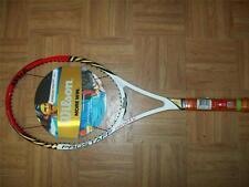 NEW 2012- 2013 Wilson Pro Staff BLX 90 Roger Federer 4 1/4 grip Tennis Racquet
