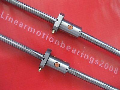 2 Anti bachlash ballscrews 1610-350//900mm-C7 cnc