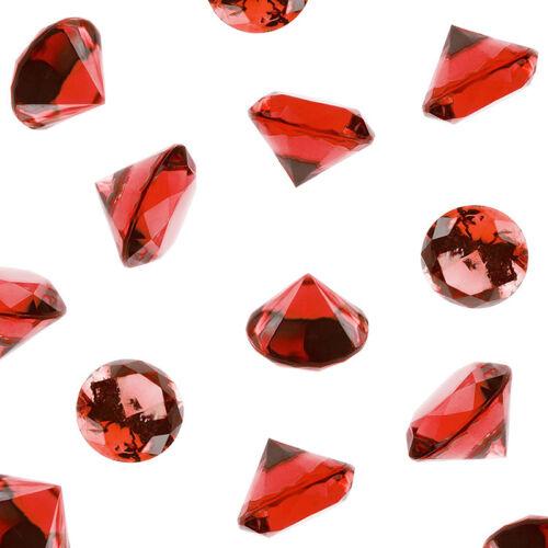 2000 X 4.5mm DiIY Diamanten Konfetti Kristalle Streuteile Dekosteine Neu~~ C1D3