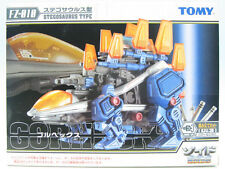 Zoids: Fuzors Fz-010 Stegosaurus Type Gorhecks Plastic Model Takara Tomy