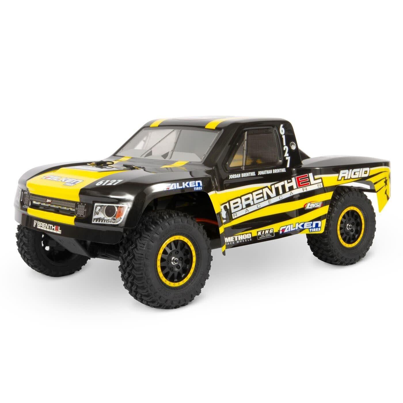 1*10A Brushless Car ESC Reverse 10300kv motor Losi Micro T SCT 4wd Rally Desert