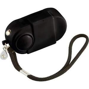 Personal-Security-Alarm-PIR-Motion-Detector-Sensor-LED-NEW-Flashlight-Travel