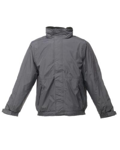 Regatta Men/'s Dover Jacket Fleece Lined Hydrafort WaterproofWindproof Jacket