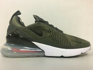 new arrival 0b9d7 d64c9 Image is loading Nike-Mens-Air-Max-270-Medium-Olive-Black-