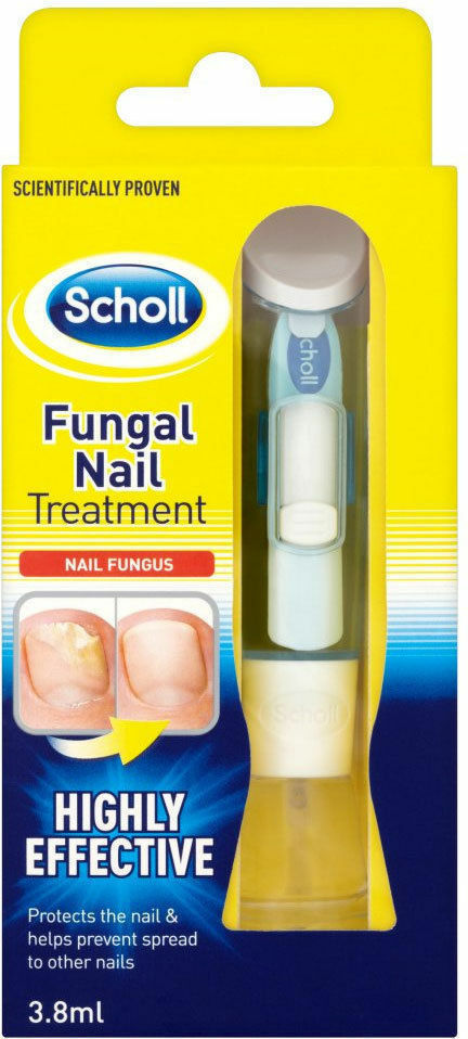 Dr. Scholl\'s 3.8ml Fungal Nail Treatment | eBay