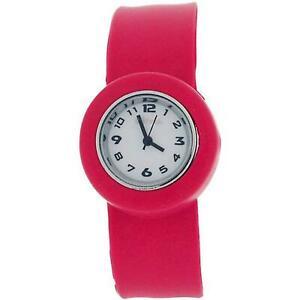 Olivia-Kids-Slap-On-Pink-Quartz-Movement-White-Dial-Watch-SWK-010