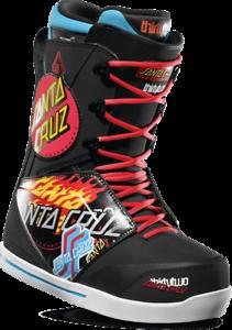 2019 - 32. botas de esquí de Santa Cruz, 9 yardas.