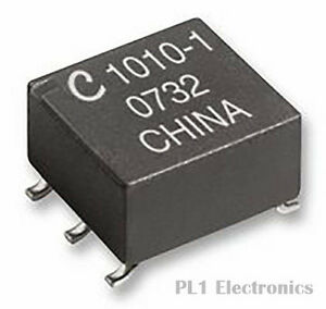 Details about COILCRAFT PWB-16-ALB Audio Transformer, 250 mA, Surface Mount