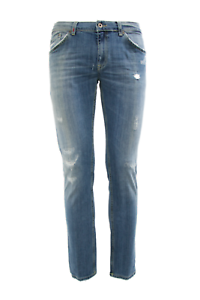 Dondup-Jeans-Uomo-Mod-SAMMY-UP470-Nuovo-e-Originale-SCONTI