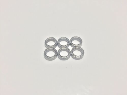 10pcs MR148ZZ MR148 2Z 8x14x4mm Metal Shielded Ball Bearing Miniature Bearing