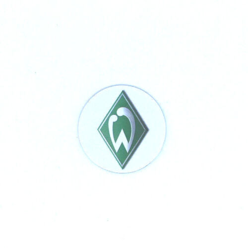 Logo 3,3cm SV Werder Bremen Magnet Fussball Bundesliga AMBALLCOM #018