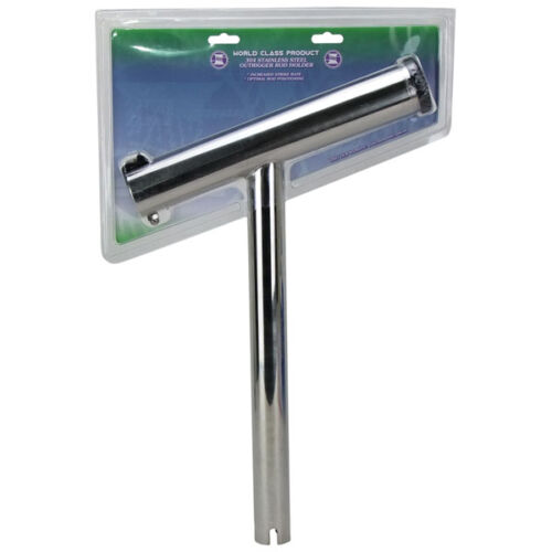 Outrigger Trolling Fishing Rod Holder x 1 Stainless steel Quality Mackeral Troll