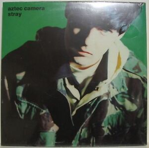 AZTEC CAMERA - STRAY - LP Sigillato - Italia - AZTEC CAMERA - STRAY - LP Sigillato - Italia