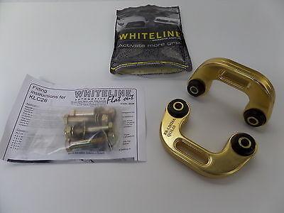 KLC26 Whiteline End Link Set (Fits Subaru Impreza, WRX, Legacy, Forester) - REAR