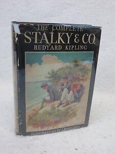 Rudyard-Kipling-THE-COMPLETE-STALKY-amp-CO-Doubleday-amp-Co-1946-HC-DJ
