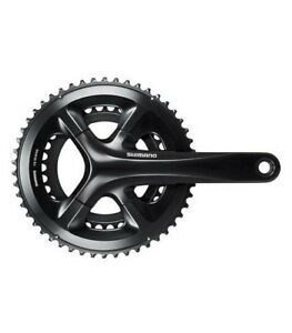 Shimano-FC-RS510-Crankset-Front-Chainwheel-11-Speed-High-End-Aluminum-Steel
