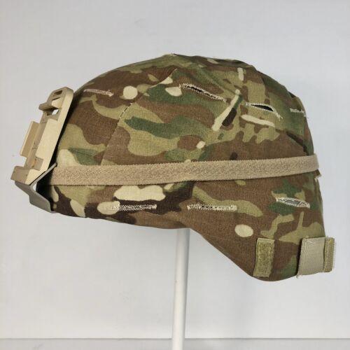New Large//XLarge US ARMY OCP MULTICAM ACH MICH ECH HELMET COVER w//o IR Tabs L//XL