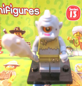 Series 13 #15 Lady Cyclops Sealed Pack! LEGO Collectible MiniFigures