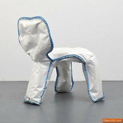 "Chris Kabel ""Seam"" Chair for Droog, Unique Prototype, 2009(Wanders, Arad, Roset)"