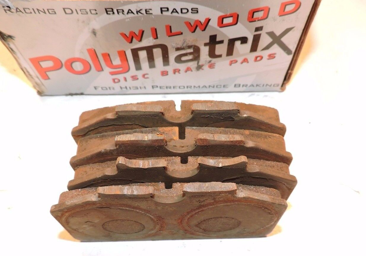 Wilwood 15H-10645K Brake Pad