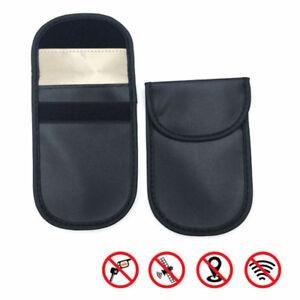 Bag-Keyless-RFID-Faraday-Cage-Signal-Blocker-Case-Car-Key-Fob-Pouch