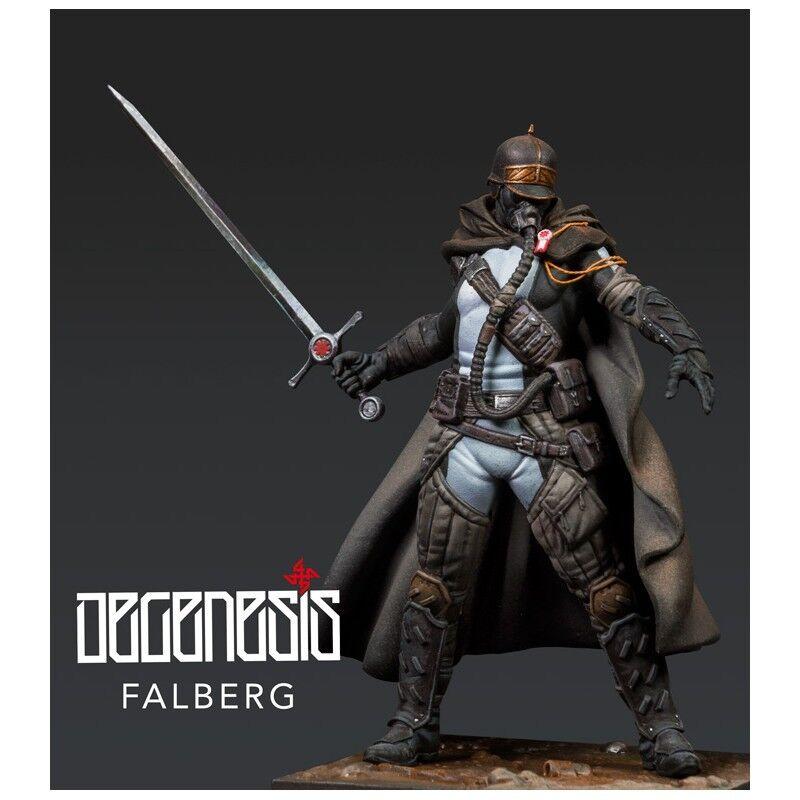 Scale 75, Falberg, Degenesis Series, SDG001 75mm Resin Kit Limited Edition NIB