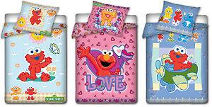 Sesame-Street-Kinderbettwaesche-Sesamstrasse-Babybettwaesche-100-x-135-cm