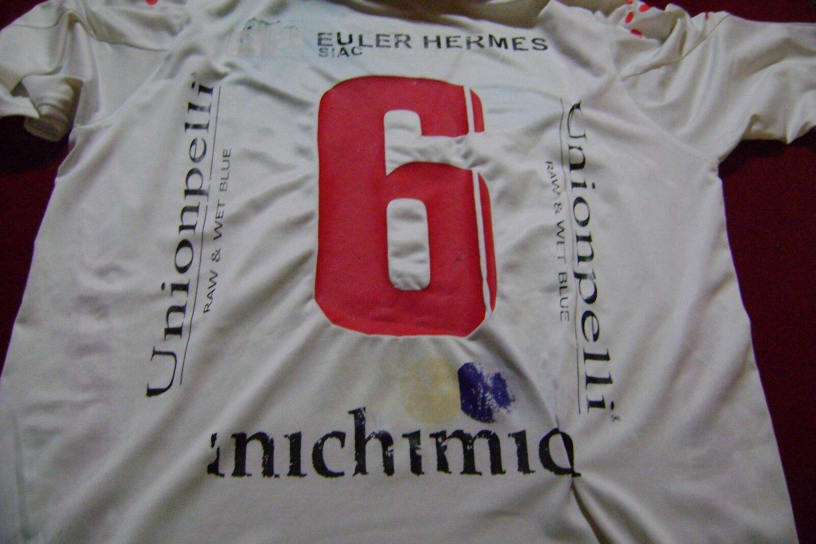 Rare soccer Jersey maglia Arzignano Grifo futsal  player 6
