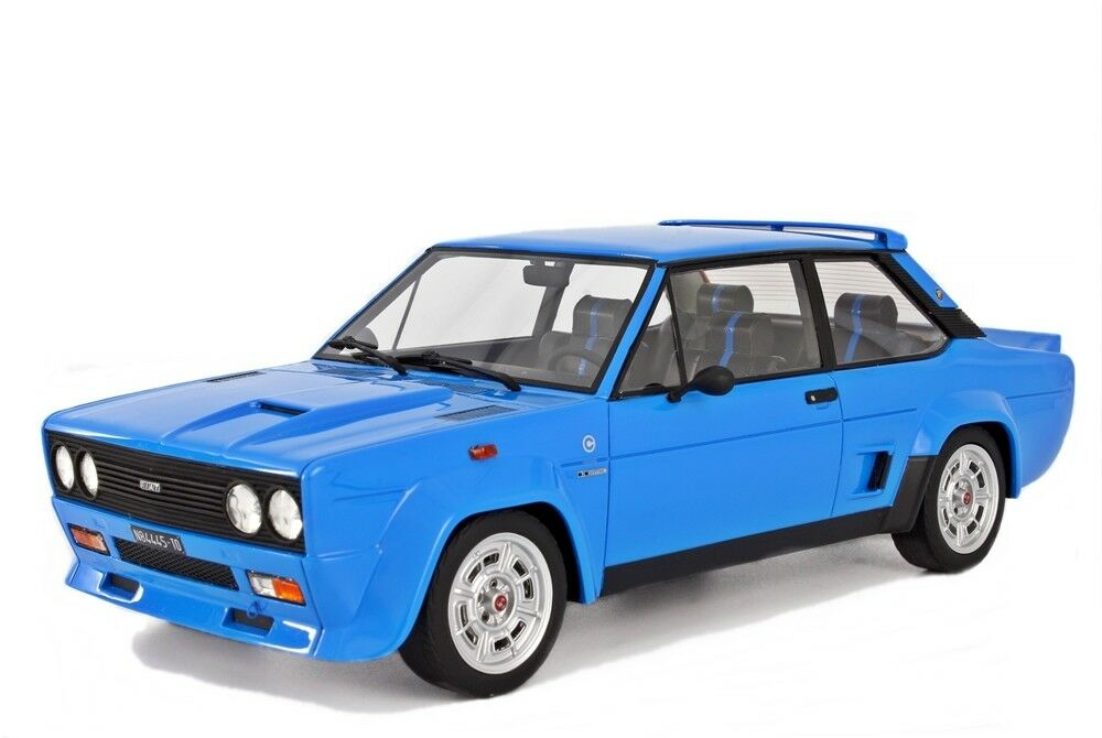 Laudoracing-Models Fiat 131 Abarth Stradale 1976 1 18 lm109b