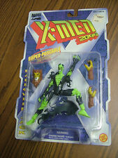 X-Men 2099:  - Halloween Jack with claw gloes and animal mask, 1996