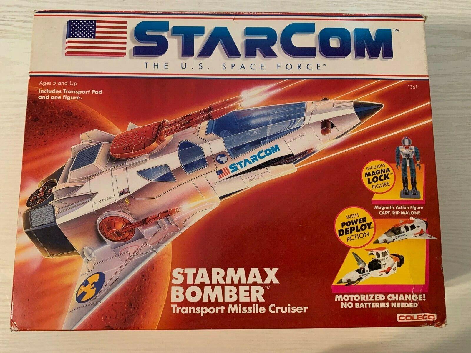 Starcom starmax bomber x2 guns lazer part laser//missile//custom