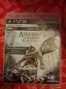 Assassin S Creed Iv Black Flag Gamestop Edition Playstation 3 Ps3