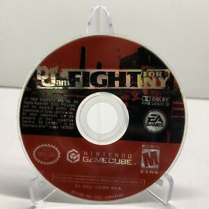Def Jam: Fight for NY (Nintendo GameCube, 2004) Disc Only SHIPS NEXT DAY!