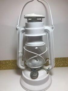 Details about MEVA 864 Oil Kerosene Lantern Lamp Made in Czech Republic