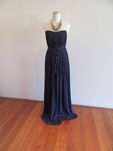 Camilla-and-Marc-Azalea-Dress-Navy-Grecian-Godess-Formal-Strapless-600-RRP