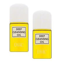 2 X DHC Deep Cleansing Oil  togo 1oz @ hydrating skin-nourishing cleanser