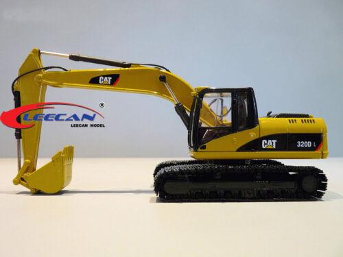 CAT 1//50 Caterpillar 320D L Hydraulic Excavator Model Alloy Vehicle Toy 55214