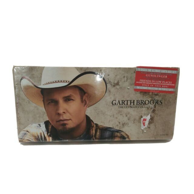 Garth Brooks The Ultimate Collection Exclusive Box Set unopened  see pic