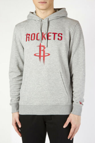 New Era Felpa Con Cappuccio Houston Rockets 11546176