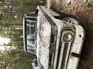 1965 Chevy Long Box Plus variety of Vehicles FOR SALE!!!!