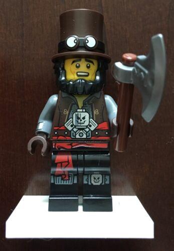 LEGO MOVIE 2 SERIES 71023  APOCALYPSEBURG ABE LINCOLN MINIFIGURE NEW!!