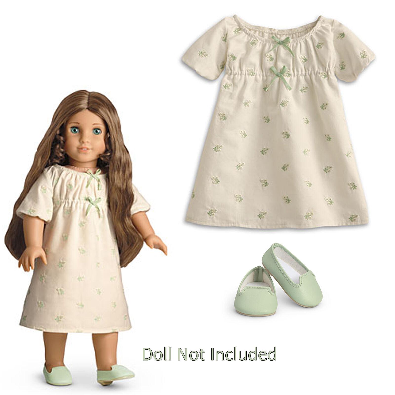 American Girl Marie Grace Nachthemd für 45.7cm Puppen Cecile Neuer Nachtwäsche