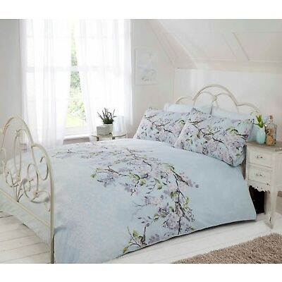 Rapport Eloise Vintage Floral Shabby Chic Duvet Cover Bedding Set 3 Colours
